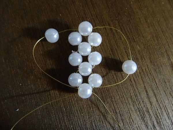 Et si on faisait nos boules de Noël avec des perles ?