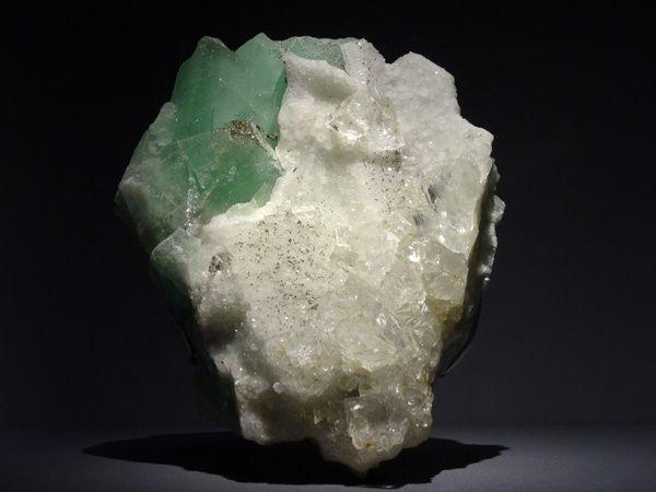 Les couleurs de la fluorite