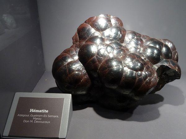 Les minéraux idiochromatiques