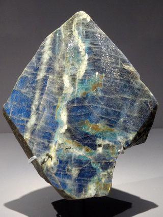 La couleur physique des minéraux