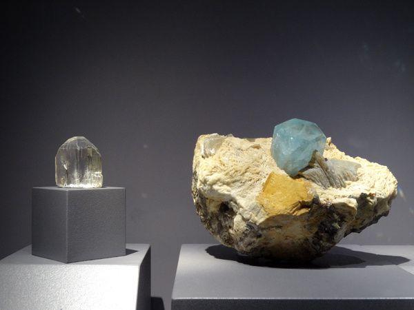 Les gemmes, ces pierres qui nous fascinent depuis des milliers d'années (suite)