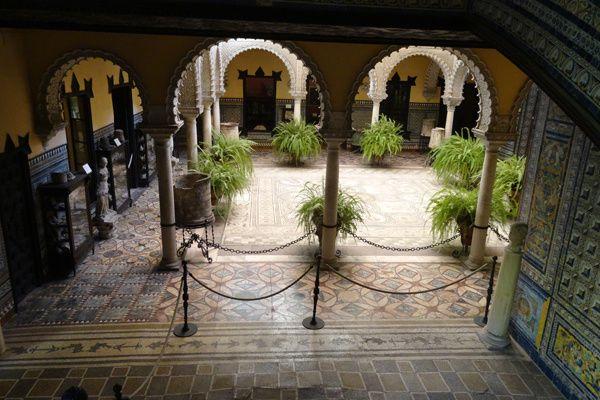Séville : Palacio de la Condesa de Lebrija