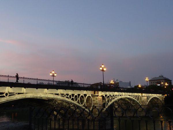 Quand Séville rencontre Eiffel