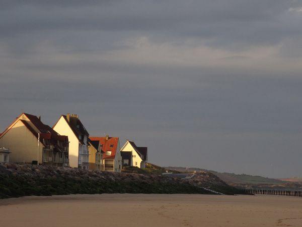 Wissant, sa plage, ses maisons...