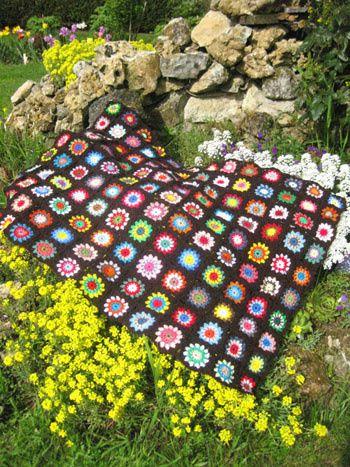 Plaid vintage : 130 fleurs