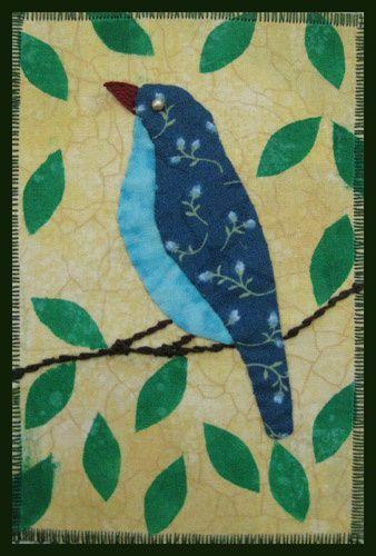 Echange Cartes postales textiles