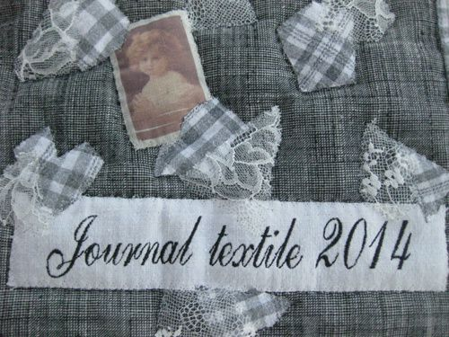 Couverture Journal textile 2014