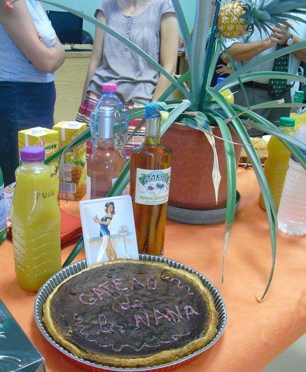 Garden Party ananas