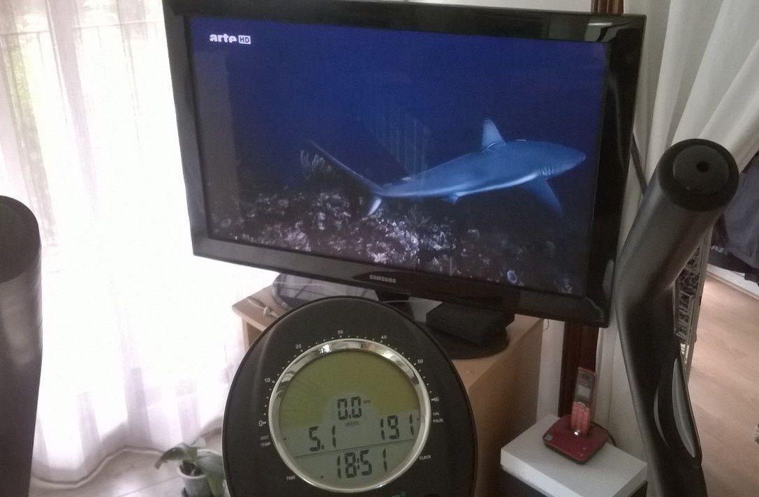 Aqua bike !