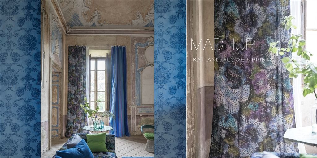 Autumn winter 2014 collection by Designers Guild