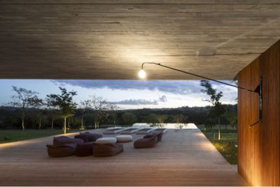 Brazil M&amp&#x3B;M House by StudioMK27