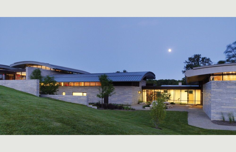 Ohio Aileron By Lee H. Skolnick: Lee H. Skolnick Architecture + Design Partnership