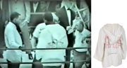 1964 Cassius Clay (Muhammad Ali) Rob worm entering ring for Sonny Liston Vs Cassius Clay, in Auction