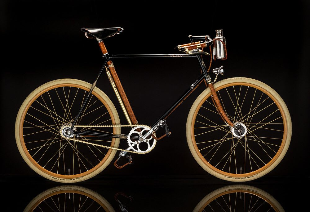 Handmade Bicycles by Ascari