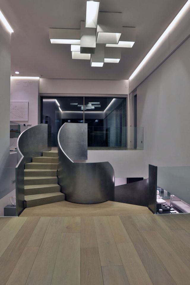 Madrid Memory House By A Cero Thefrench Touchattitudeover Blogcom - A-cero-architects-the-interior-of-an-office-in-madrid