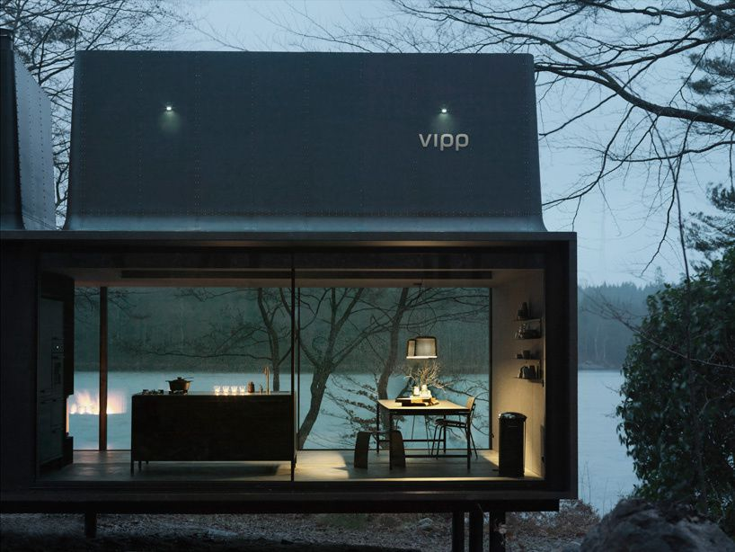 Plug and play Vipp Shelter by Vipp