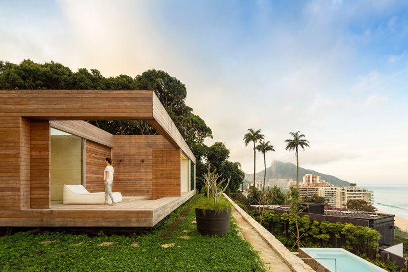 Brazilian Casa AL by studio arthur casas