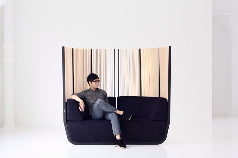 Hull Sofa by Knauf and Brown