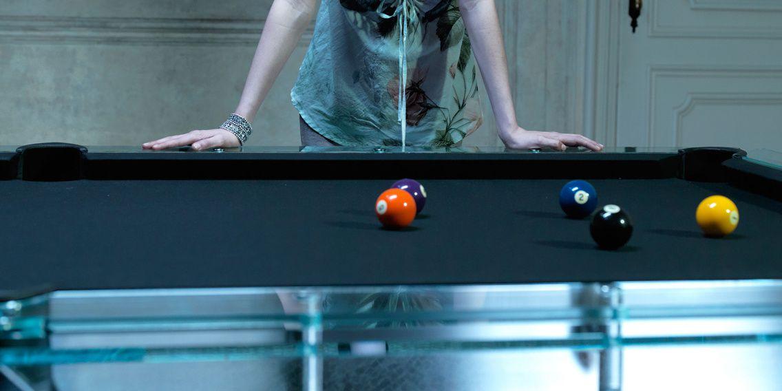 Billiards by Calma E Gesso