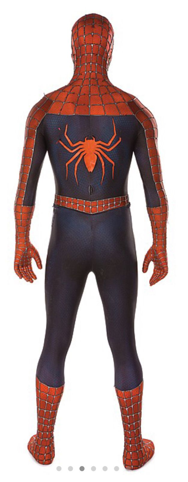 &quot&#x3B;Spider-Man&quot&#x3B; costume from Spider-Man 3