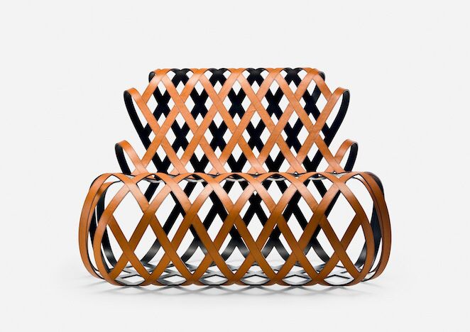 Aria chair by Antonio Rodriguez
