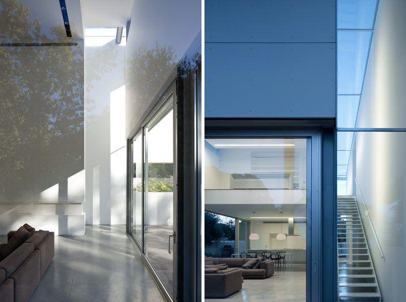 Afeka house by Axelrod architects +Pistou Kedem