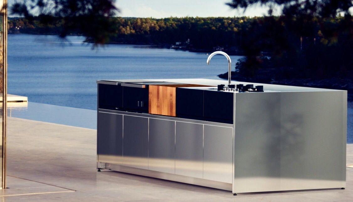 Kitchen Island 5 Modules by Röshults