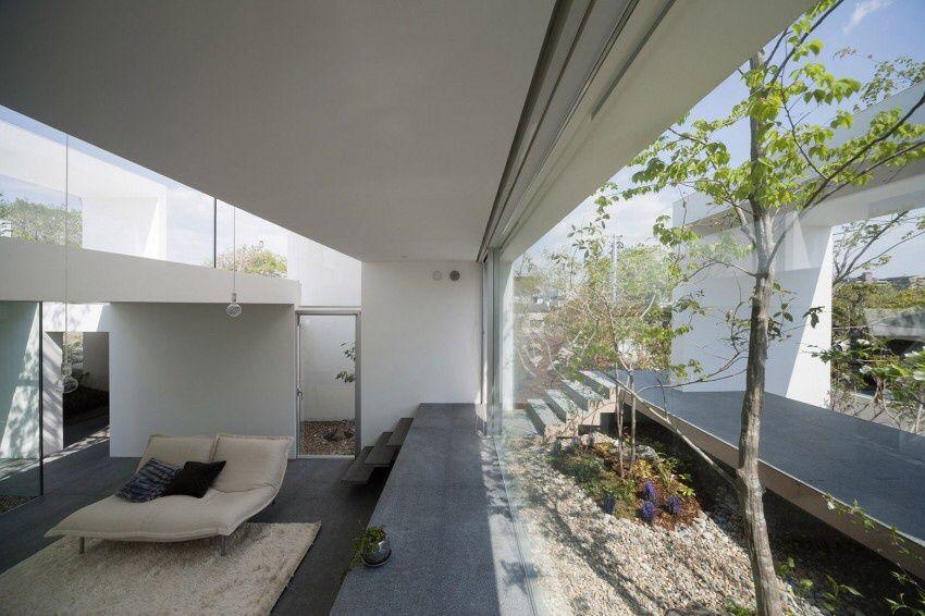 Japan Cosmic House by UID