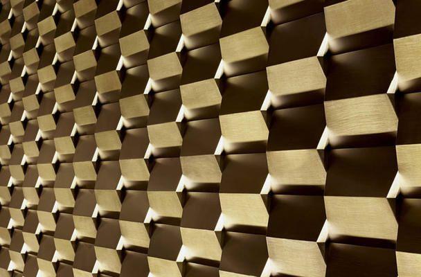 3D Surface by Marius Aurenti
