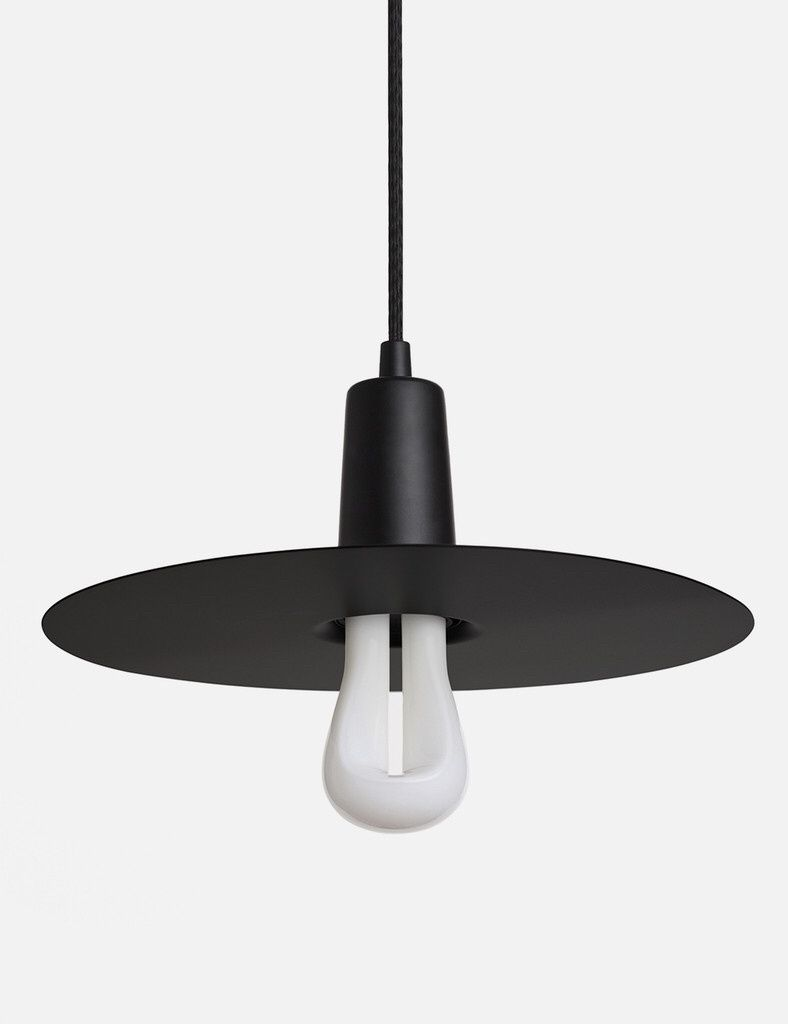 Drop Hat Lamp Shade by Plumen