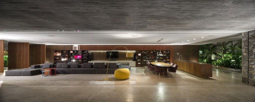 São Paulo Ipês House by Studio MK27 &amp&#x3B; Lair Reis