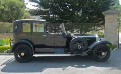 Harold Lloyd 1924 ROLLS-ROYCE Used in SABRINA With Audrey Hepburn and The Comic