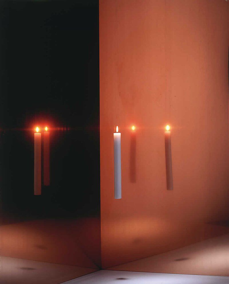 Fly Candle Fly! By Georg Baldele UND Team 1996 for Ingo Maurer