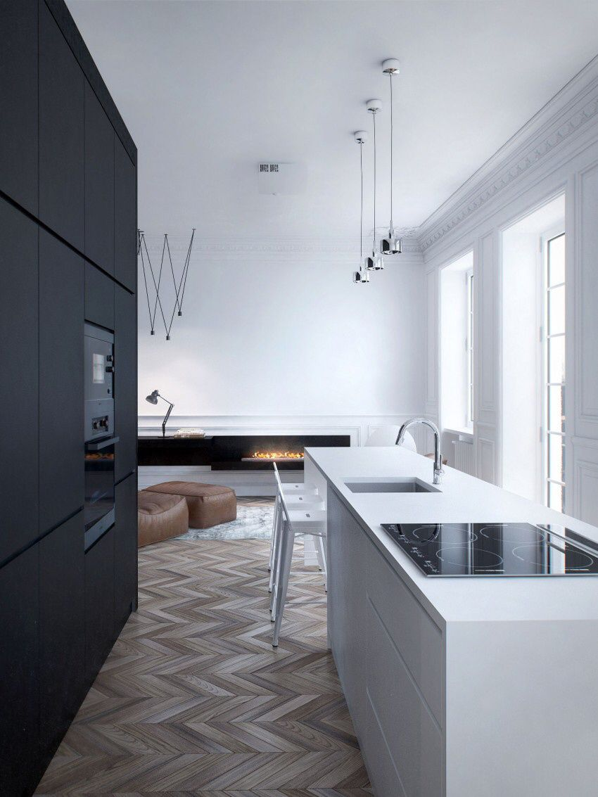 Interior by INT2 Architecture