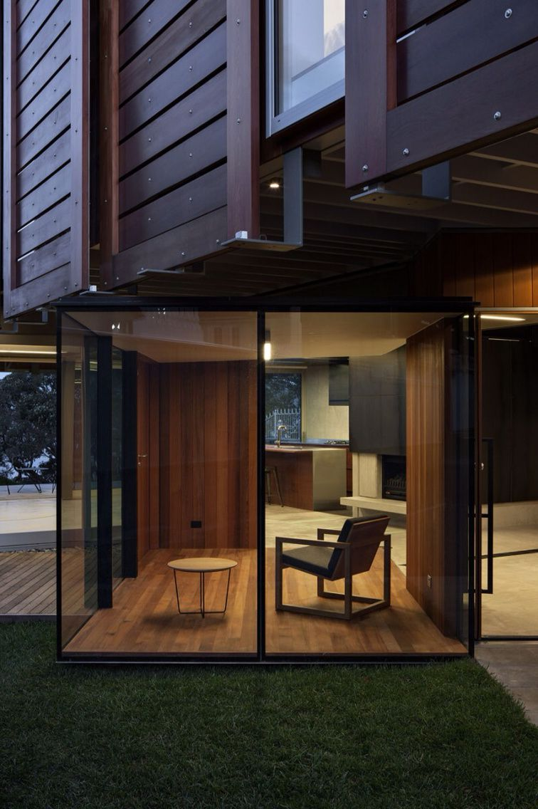 New-Zealand Takapuna house by Athfield Architects