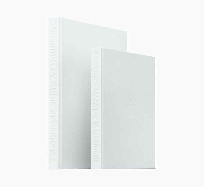 Chronicles 20 years of Apple Design in a book