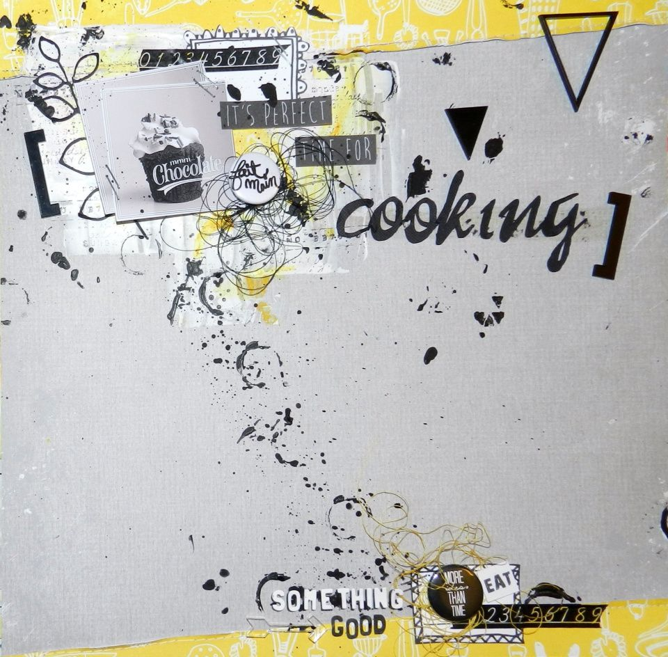 It's perfect time for cooking