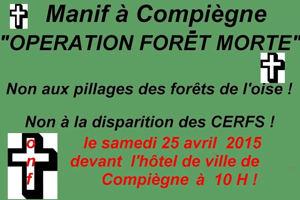 Sauvons les forêts et leurs habitants!