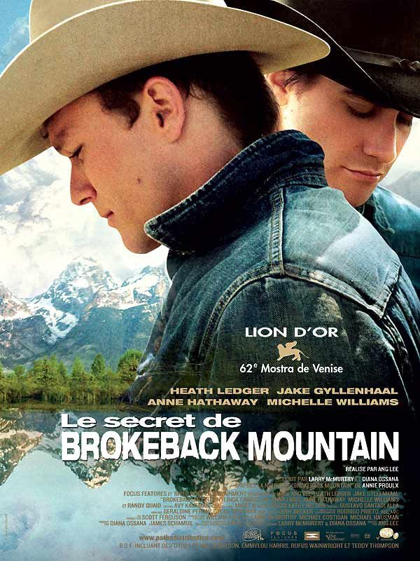 Brokeback Mountain (Ang Lee/Annie Proulx)
