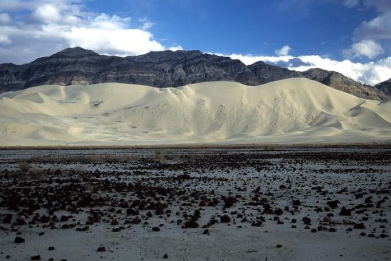 Death valley (source : http://www.nps.gov/media/)