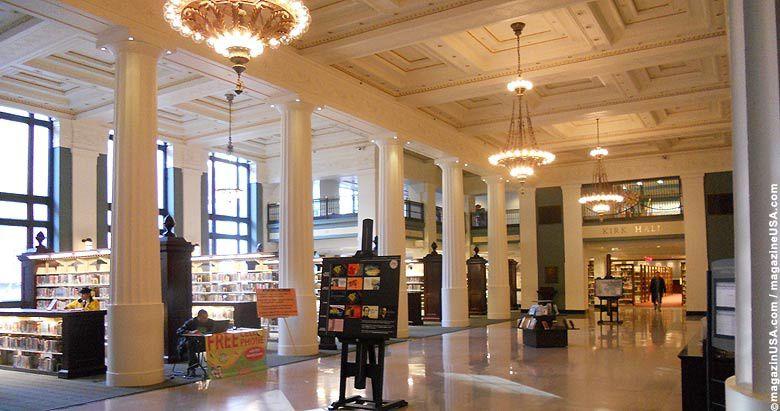 La bibliothèque idéale ?