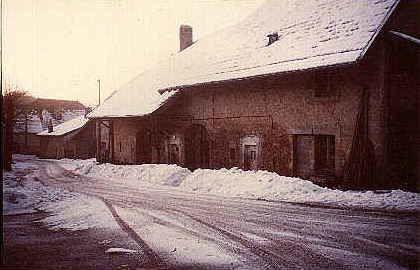 Hiver 1987 : Vers-en-Montagne