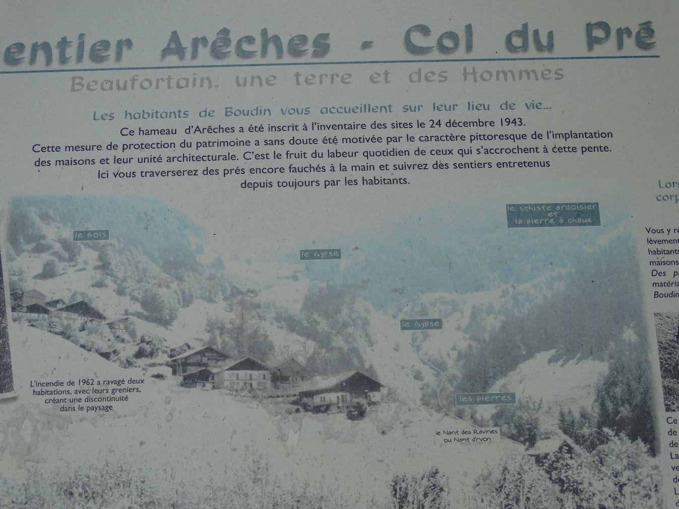 Le hameau de Boudin (suite)