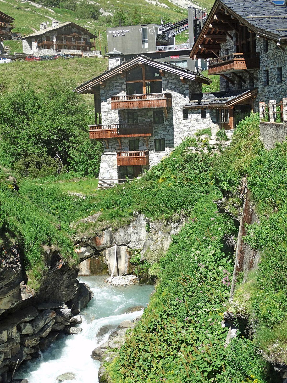Un nouveau séjour dans les Alpes (suite 5)
