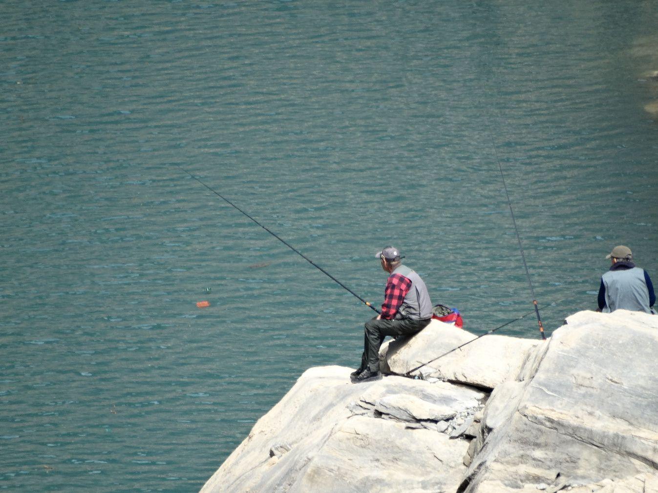 La balade au Lac du Chevril