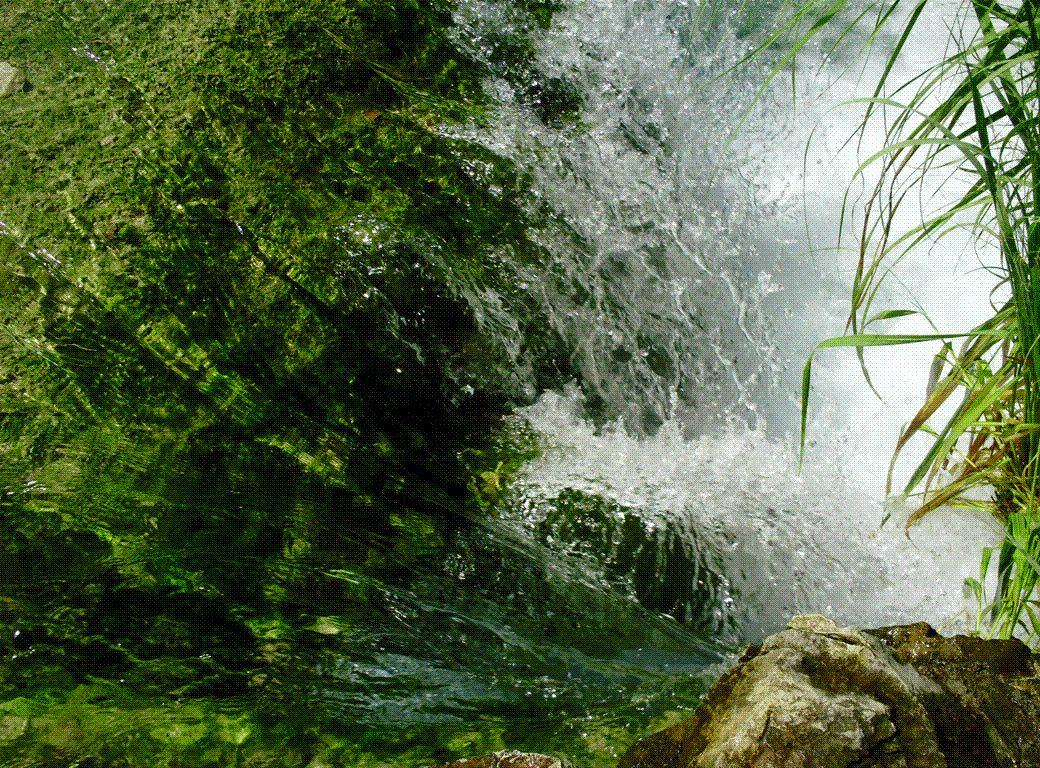 Goldwing Unsersbande - les lacs de Plivitce en moto (2ème partie)