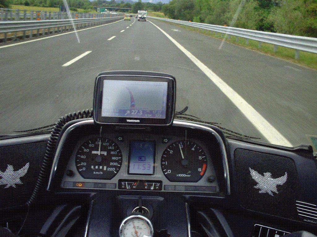 TRANQUILLE - VITESSE SOUS LES 110 KM/H - MOINS DE 3000 TOURS - MP3 - QUE DEMANDE LE PEULE
