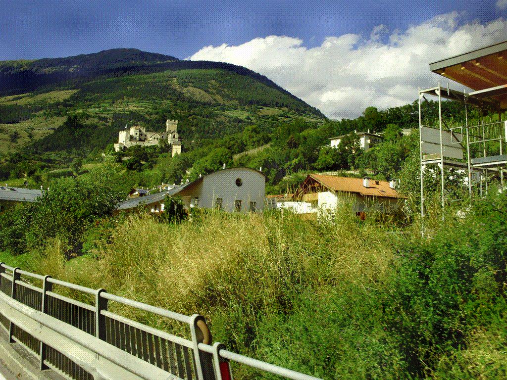 Goldwing Unsersbande - du  Stelvio Pass vers Landeck en moto