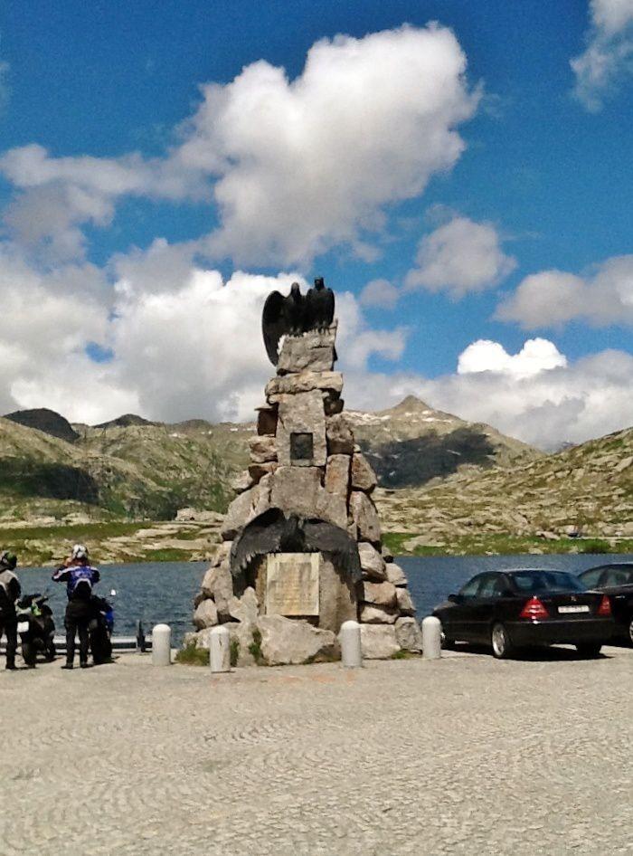 RIGOLO CE MONUMENT