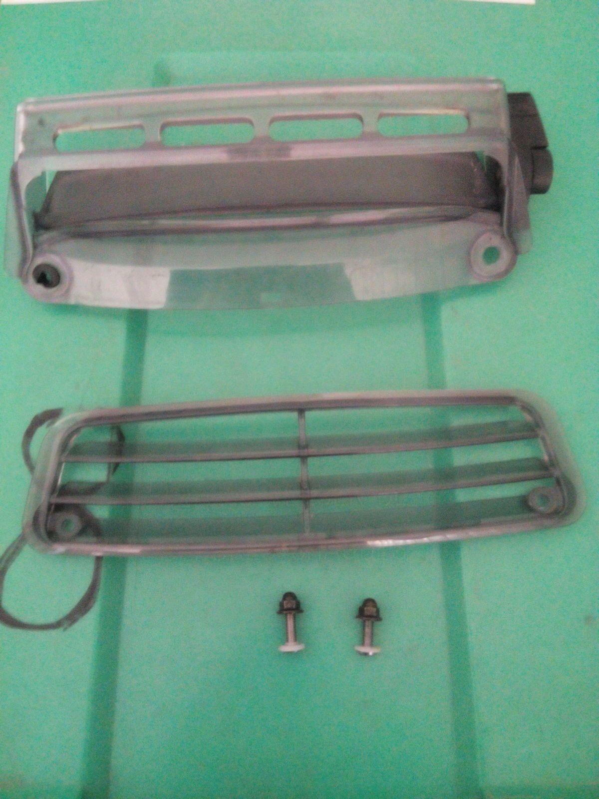 Goldwing - Aérateur de pare brise / moustiquaire GL1500 et GL1800